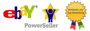 eBay Powerseller Logo